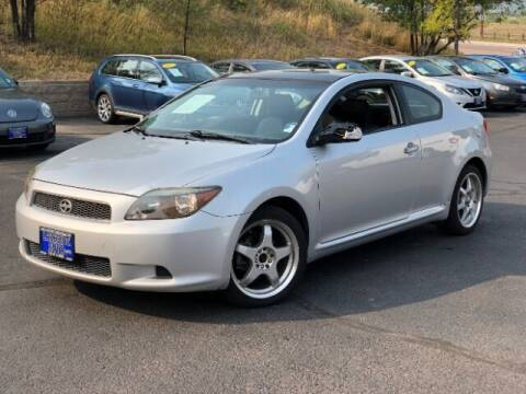 2007 Scion tC for sale at Lakeside Auto Brokers Inc. in Colorado Springs CO
