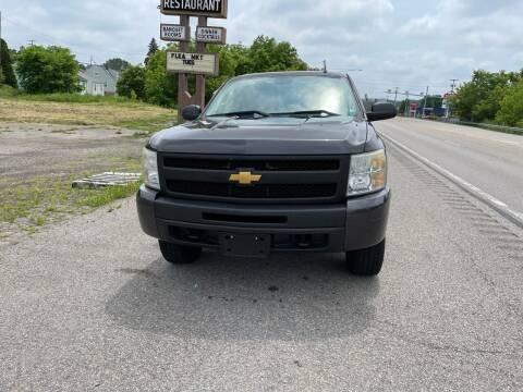 2010 Chevrolet Silverado 1500 for sale at Stan's Auto Sales Inc in New Castle PA