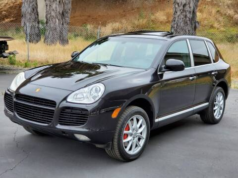 2005 Porsche Cayenne for sale at Gold Coast Motors in Lemon Grove CA