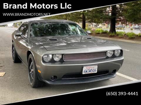 2011 Dodge Challenger for sale at Brand Motors llc in Belmont CA