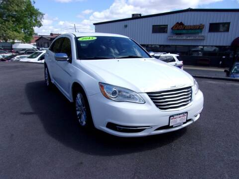 2013 Chrysler 200 for sale at Dorman's Auto Center inc. in Pawtucket RI