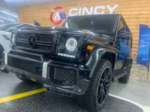 2017 Mercedes-Benz G-Class for sale at Dixie Imports in Fairfield OH