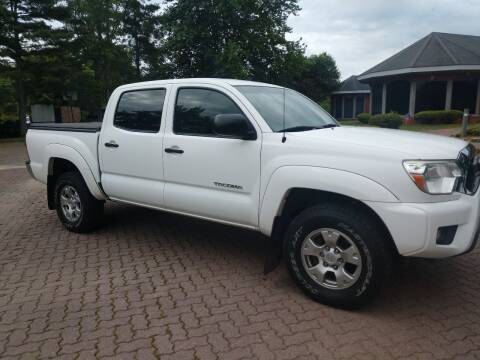 2013 Toyota Tacoma for sale at CARS PLUS in Fayetteville TN