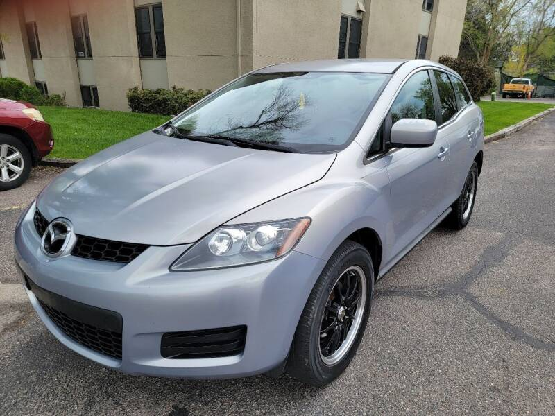 2008 Mazda CX-7 for sale at Red Rock's Autos in Denver CO