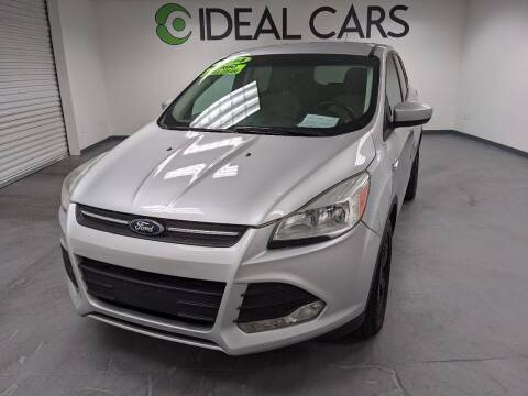 2014 Ford Escape for sale at Ideal Cars East Mesa in Mesa AZ
