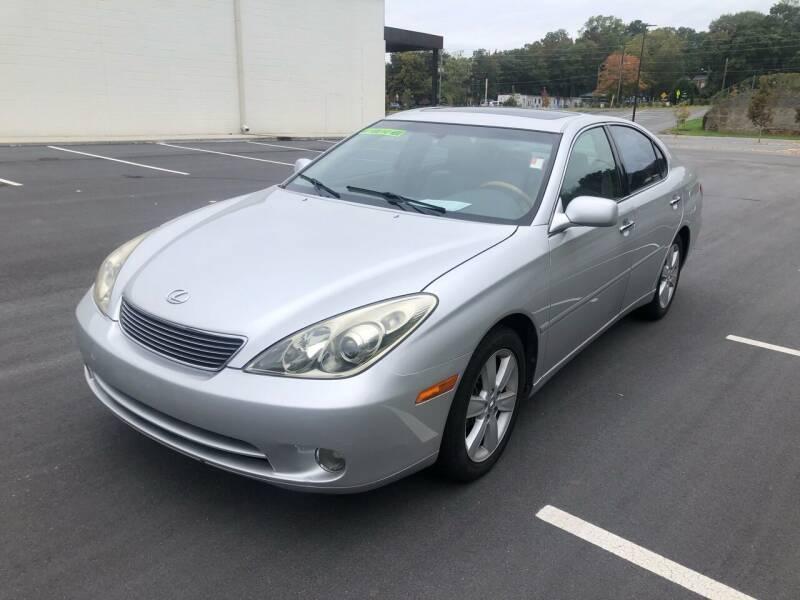 2005 Lexus ES 330 for sale at Allrich Auto in Atlanta GA