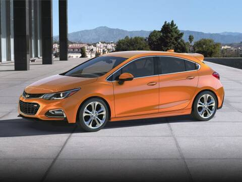 2017 Chevrolet Cruze for sale at Hi-Lo Auto Sales in Frederick MD