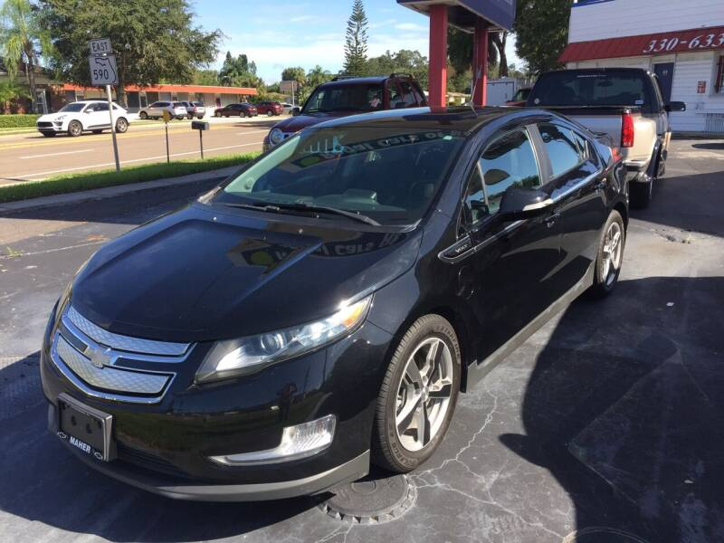 2014 Chevrolet Volt for sale at Regal Cars of Florida-Clearwater Hybrids in Clearwater FL