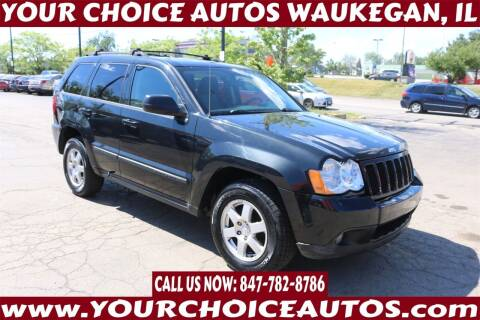 2008 Jeep Grand Cherokee for sale at Your Choice Autos - Waukegan in Waukegan IL