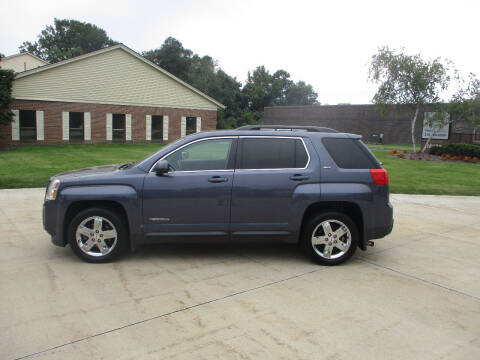 2013 GMC Terrain for sale at Lease Car Sales 2 in Warrensville Heights OH