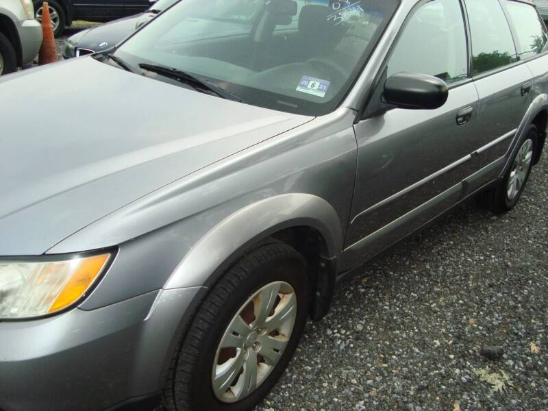 2008 Subaru Outback for sale at Branch Avenue Auto Auction in Clinton MD