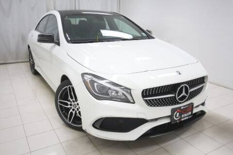 2018 Mercedes-Benz CLA for sale at EMG AUTO SALES in Avenel NJ
