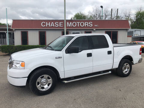 2004 Ford F-150 for sale at Chase Motors Inc in Stafford TX