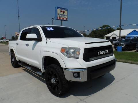 2015 Toyota Tundra for sale at America Auto Inc in South Sioux City NE