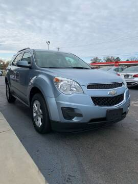 2014 Chevrolet Equinox for sale at City to City Auto Sales in Richmond VA
