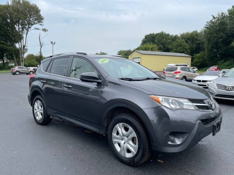 2015 Toyota RAV4 for sale at Best Motor Auto Sales in Perry OH