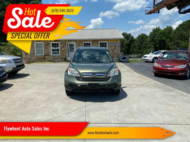 2008 Honda CR-V for sale at Flywheel Auto Sales Inc in Woodstock GA