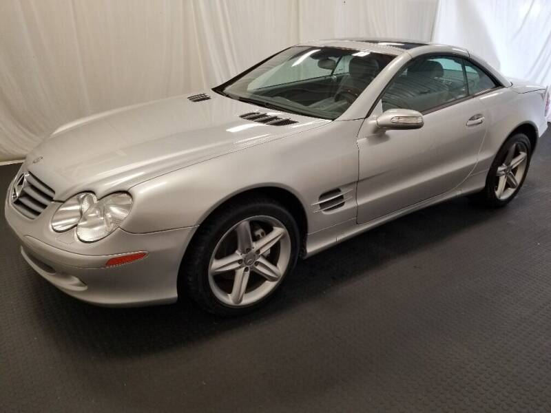 2004 Mercedes-Benz SL-Class for sale at Rick's R & R Wholesale, LLC in Lancaster OH