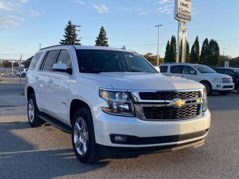 2017 Chevrolet Tahoe for sale at Betten Baker Preowned Center in Twin Lake MI