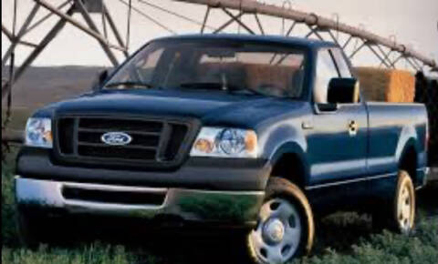 2007 Ford F-150 for sale at R C MOTORS in Vilas NC