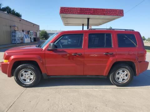 2009 Jeep Patriot for sale at Dakota Auto Inc. in Dakota City NE