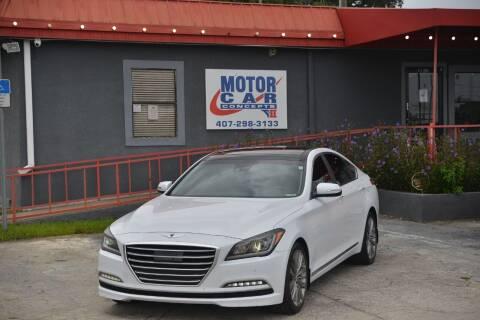 2015 Hyundai Genesis for sale at Motor Car Concepts II - Kirkman Location in Orlando FL