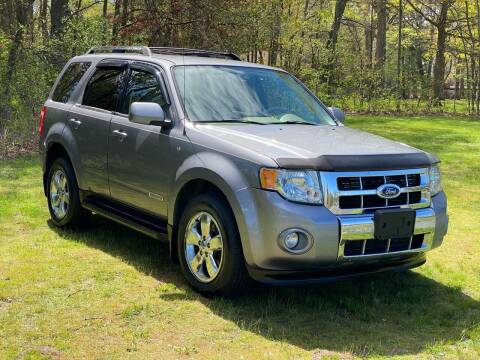 2008 Ford Escape for sale at Choice Motor Car in Plainville CT