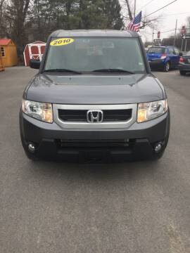 2010 Honda Element for sale at GREENPORT AUTO in Hudson NY