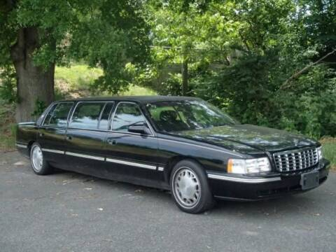 1998 Cadillac DeVille for sale at Classic Car Deals in Cadillac MI