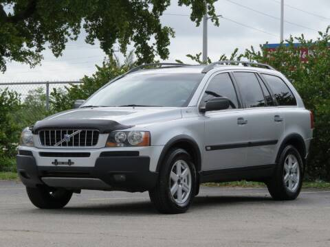 2004 Volvo XC90 for sale at DK Auto Sales in Hollywood FL