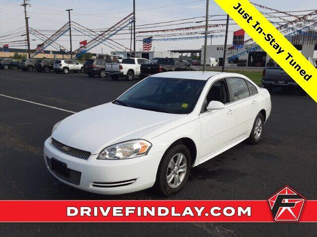 2013 Chevrolet Impala for sale in Findlay, OH