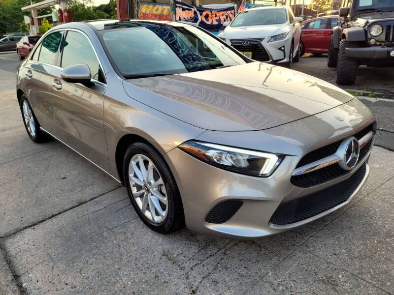2019 Mercedes-Benz A-Class for sale at LIBERTY AUTOLAND INC in Jamaica NY