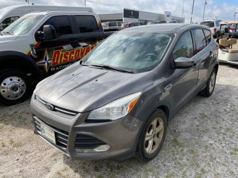 2013 Ford Escape for sale at BILLY HOWELL FORD LINCOLN in Cumming GA