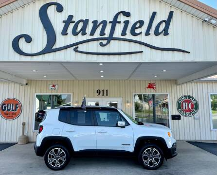 2017 Jeep Renegade for sale at Stanfield Auto Sales in Greenfield IN
