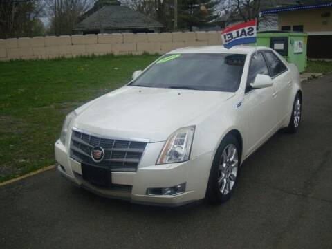 2009 Cadillac CTS for sale at MOTORAMA INC in Detroit MI