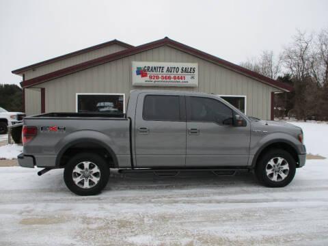 2011 Ford F-150 for sale at Granite Auto Sales in Redgranite WI