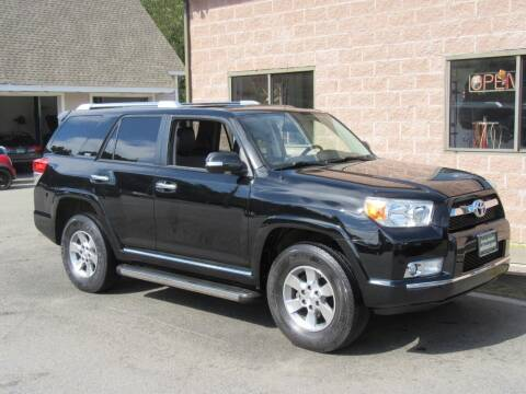 2011 Toyota 4Runner for sale at Advantage Automobile Investments, Inc in Littleton MA