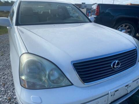2003 Lexus LS 430 for sale at Z Motors in Chattanooga TN