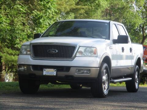 2005 Ford F-150 for sale at Loudoun Used Cars in Leesburg VA