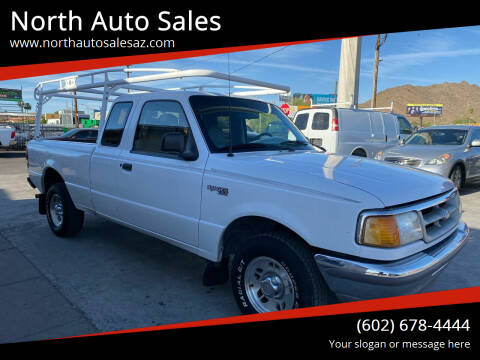 1996 Ford Ranger for sale at North Auto Sales in Phoenix AZ