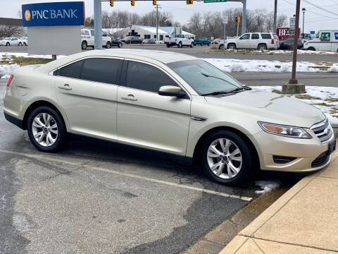 2011 Ford Taurus for sale at XCELERATION AUTO SALES in Chester VA