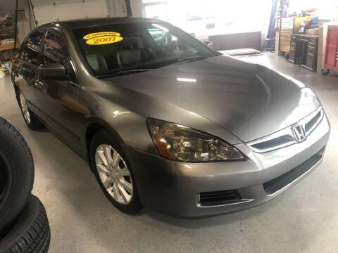 2006 Honda Accord for sale at Jose's Auto Sales Inc in Gurnee IL