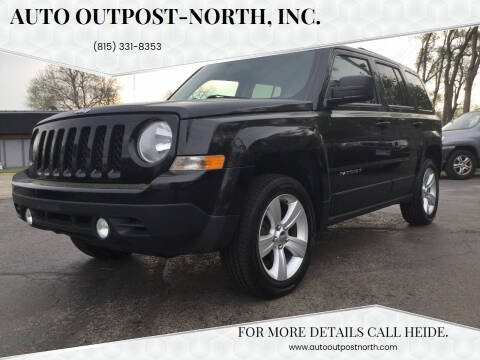2012 Jeep Patriot for sale at Auto Outpost-North, Inc. in McHenry IL