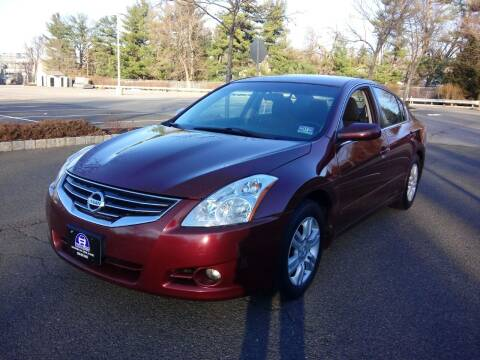2011 Nissan Altima for sale at B&B Auto LLC in Union NJ