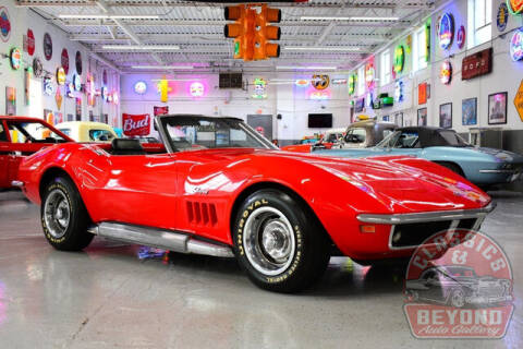 1969 Chevrolet Corvette for sale at Classics and Beyond Auto Gallery in Wayne MI