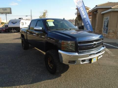 2012 Chevrolet Silverado 1500 for sale at Team D Auto Sales in Saint George UT