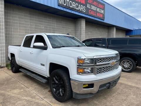 2015 Chevrolet Silverado 1500 for sale at VSA MotorCars in Cypress TX