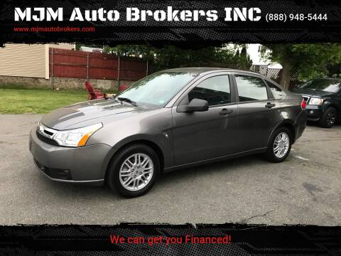 2011 Ford Focus for sale at MJM Auto Brokers INC in Gloucester MA