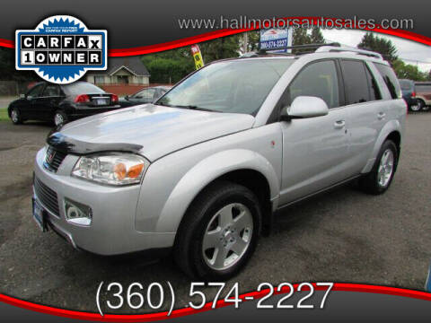 2006 Saturn Vue for sale at Hall Motors LLC in Vancouver WA