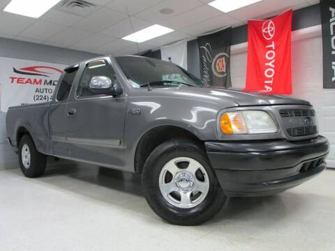 2002 Ford F-150 for sale at TEAM MOTORS LLC in East Dundee IL